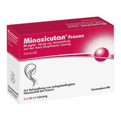 Minoxicutan Frauen 20 mg/ml Spray  bei deutscheinternetapotheke.de bestellen