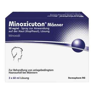 Minoxicutan Männer 50 mg/ml Spray  bei deutscheinternetapotheke.de bestellen