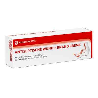 Antiseptische Wund + Brand Creme  bei deutscheinternetapotheke.de bestellen