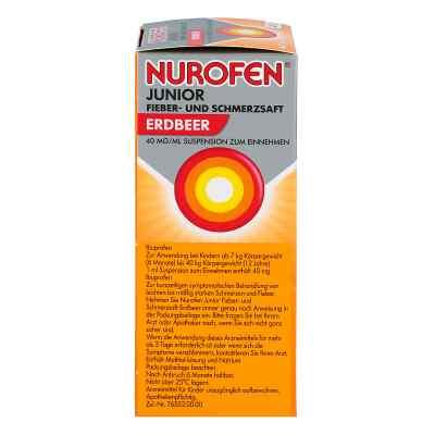 Nurofen Junior Fieber-u.schmerzsaft Erdbe.40 mg/ml  bei deutscheinternetapotheke.de bestellen