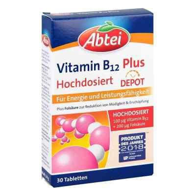 Abtei Vitamin B12+folsäure Tabletten  bei deutscheinternetapotheke.de bestellen