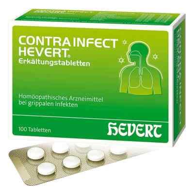 Contrainfect Hevert Erkältungstabletten  bei deutscheinternetapotheke.de bestellen