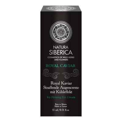 Natura Siberica Royal Kaviar straff.Augencr.kühl  bei deutscheinternetapotheke.de bestellen