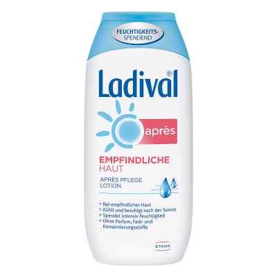 Ladival empfindliche Haut Apres Lotion  bei deutscheinternetapotheke.de bestellen