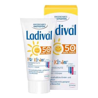 Ladival Kinder Creme Lsf 50+  bei deutscheinternetapotheke.de bestellen