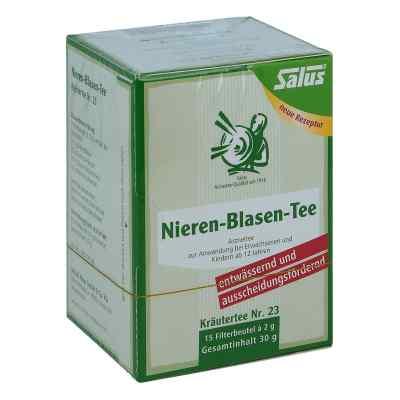 Nieren Blasen Tee Kräutertee Nummer 2 3 Salus Fbtl.  bei deutscheinternetapotheke.de bestellen