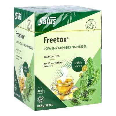 Freetox Tee Löwenzahn-brennnessel Bio Salus Fbtl.  bei deutscheinternetapotheke.de bestellen