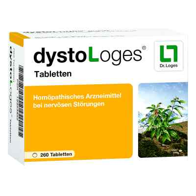 Dysto Loges Tabletten  bei deutscheinternetapotheke.de bestellen