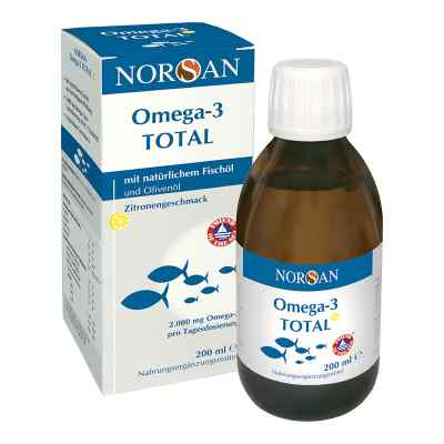 Omega 3 Total flüssig Norsan  bei deutscheinternetapotheke.de bestellen