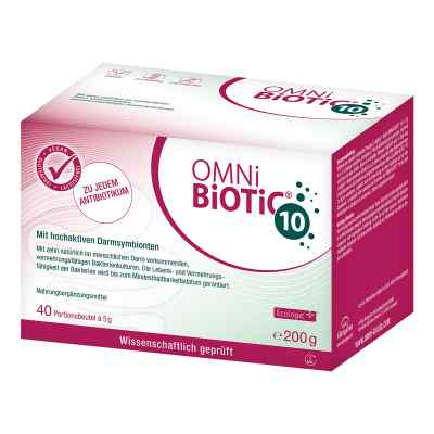 Omni Biotic 10 Pulver  bei deutscheinternetapotheke.de bestellen