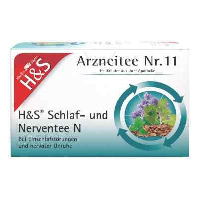 H&s Schlaf- und Nerventee N Filterbeutel  bei deutscheinternetapotheke.de bestellen