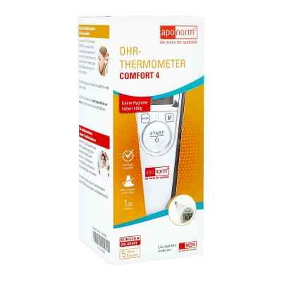 Aponorm Fieberthermometer Ohr Comfort 4  bei deutscheinternetapotheke.de bestellen