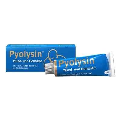 Pyolysin Wund- und Heilsalbe  bei deutscheinternetapotheke.de bestellen