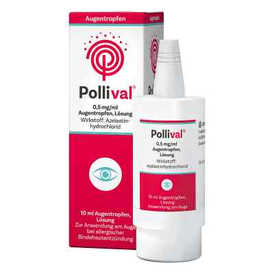 Pollival 0,5 mg/ml Augentropfen Lösung  bei deutscheinternetapotheke.de bestellen