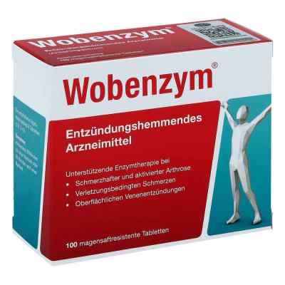 Wobenzym magensaftresistente Tabletten  bei deutscheinternetapotheke.de bestellen