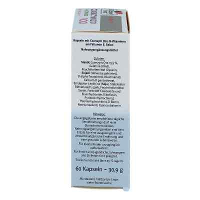 Doppelherz Coenzym Q10 100+vitamine system Kapseln  bei deutscheinternetapotheke.de bestellen