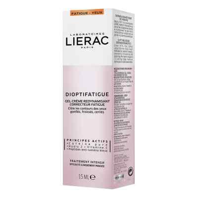 Lierac Dioptifatigue Müde Gel-creme  bei deutscheinternetapotheke.de bestellen