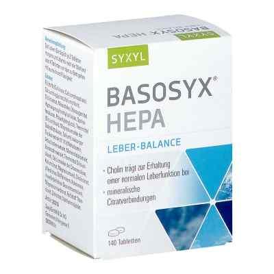 Basosyx Hepa Syxyl Tabletten  bei deutscheinternetapotheke.de bestellen