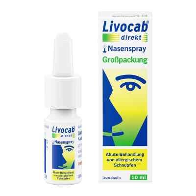 Livocab direkt Nasenspray  bei deutscheinternetapotheke.de bestellen