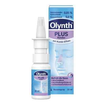 Olynth Plus 0,05%/5% für Kinder Nasenspray ohne K.  bei deutscheinternetapotheke.de bestellen