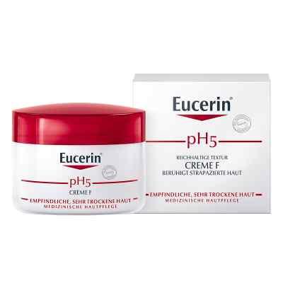 Eucerin pH5 Creme F empfindliche Haut  bei deutscheinternetapotheke.de bestellen