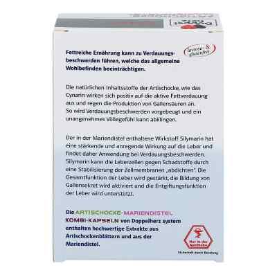 Doppelherz Artischocke-mariendistel system Weichk.  bei deutscheinternetapotheke.de bestellen