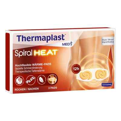 Thermacura Warm Pflaster 3 stk