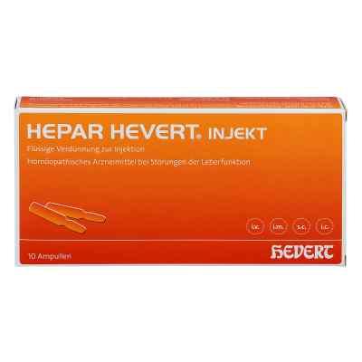 Hepar Hevert injekt Ampullen  bei deutscheinternetapotheke.de bestellen