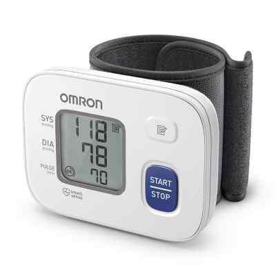 Omron Rs2 Handgelenk Blutdruckmessgerät Hem-6161-d  bei deutscheinternetapotheke.de bestellen