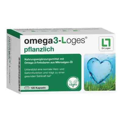 Omega3-loges pflanzlich Kapseln  bei deutscheinternetapotheke.de bestellen