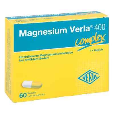 Magnesium Verla 400 Kapseln  bei deutscheinternetapotheke.de bestellen
