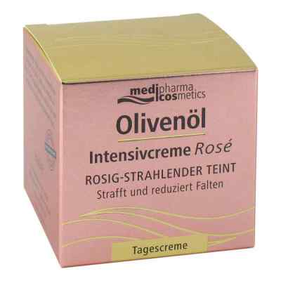 Olivenöl Intensivcreme Rose Tagescreme  bei deutscheinternetapotheke.de bestellen
