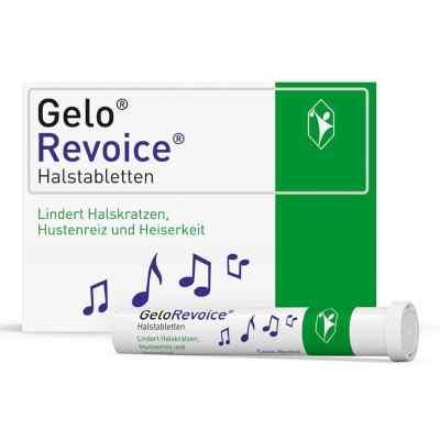 Gelorevoice Halstabletten Cassis-menthol Lut.-tab.  bei deutscheinternetapotheke.de bestellen