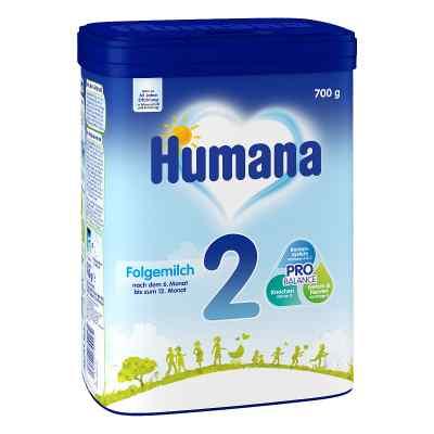 Humana Folgemilch 2 Pulver  bei deutscheinternetapotheke.de bestellen