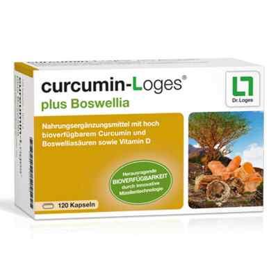 curcumin-Loges plus Boswellia - Kurkuma Kapseln mit Weihrauch  bei deutscheinternetapotheke.de bestellen