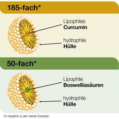 Curcumin-loges plus Boswellia Kapseln  bei deutscheinternetapotheke.de bestellen