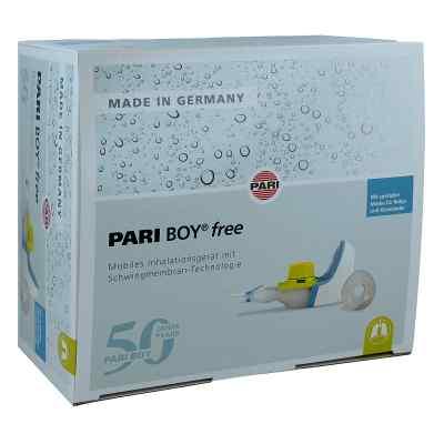Pari Boy free Inhalationsgerät  bei deutscheinternetapotheke.de bestellen