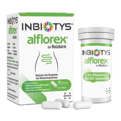 Alflorex Inbiotys Kapseln  bei deutscheinternetapotheke.de bestellen