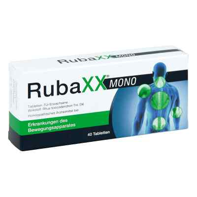 Rubaxx Mono Tabletten  bei deutscheinternetapotheke.de bestellen