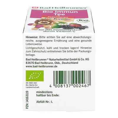 Bad Heilbrunner Bio Immun Tee für Kinder  Filterbeut.  bei deutscheinternetapotheke.de bestellen