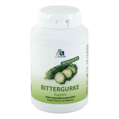Bittergurke 500 mg 10:1 Extrakt Kapseln  bei deutscheinternetapotheke.de bestellen