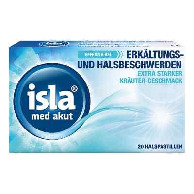 Isla Med akut Pastillen  bei deutscheinternetapotheke.de bestellen