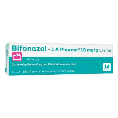Bifonazol-1a Pharma 10 mg/g Creme  bei deutscheinternetapotheke.de bestellen