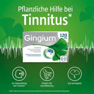 Gingium 120 mg Filmtabletten  bei deutscheinternetapotheke.de bestellen