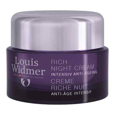 Widmer Rich Night Cream leicht parfümiert  bei deutscheinternetapotheke.de bestellen