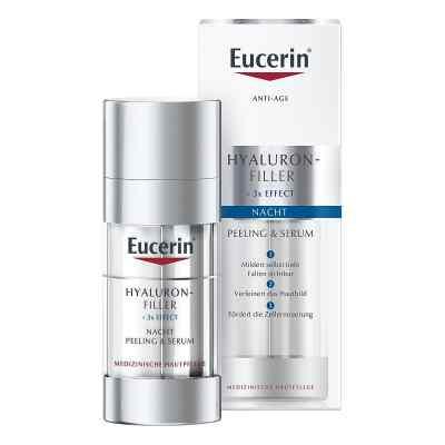 Eucerin Anti-Age Hyaluron-Filler Nacht Peeling+Serum  bei deutscheinternetapotheke.de bestellen