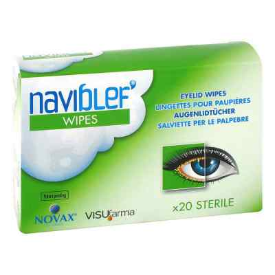 Naviblef wipes Augenlidtücher  bei deutscheinternetapotheke.de bestellen
