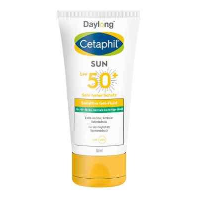 Cetaphil Sun Daylong Spf 50+ sens.Gel-Fluid Gesich  bei deutscheinternetapotheke.de bestellen