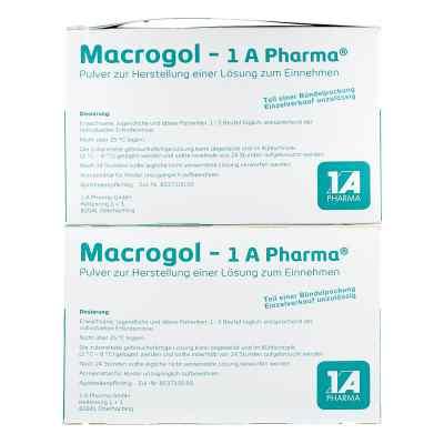 Macrogol-1a Pharma Plv.z.her.e.lsg.z.einnehmen  bei deutscheinternetapotheke.de bestellen