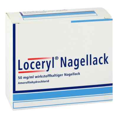 Loceryl Nagellack gegen Nagelpilz Direkt-applikat.  bei deutscheinternetapotheke.de bestellen